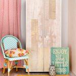 Cómo decorar las puertas del armario
