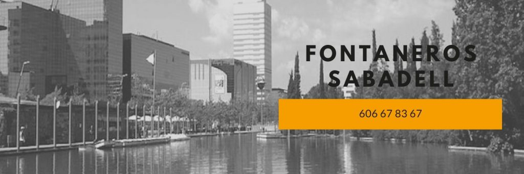 Fontaneros Sabadell