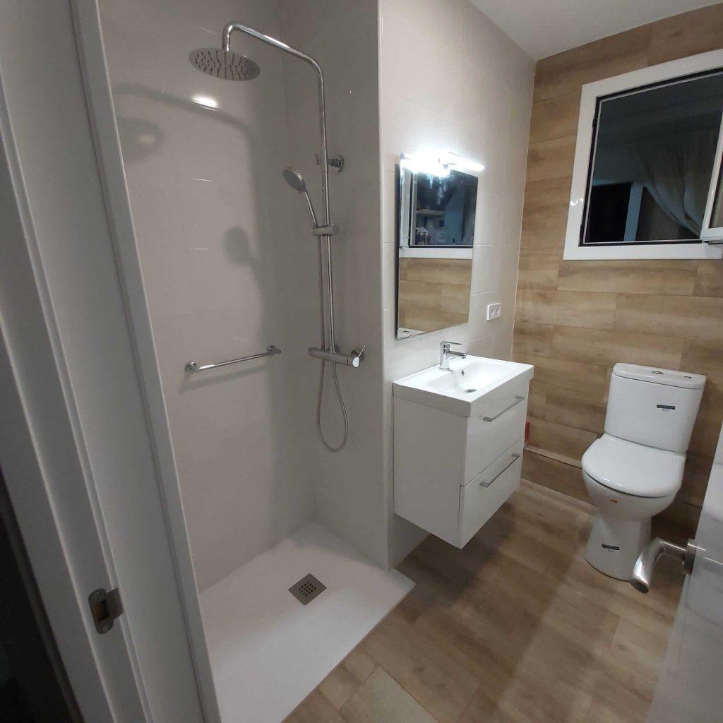 reforma baño integral sabadell